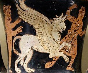 300px-Satyr_griffin_Arimaspus_Louvre_CA491
